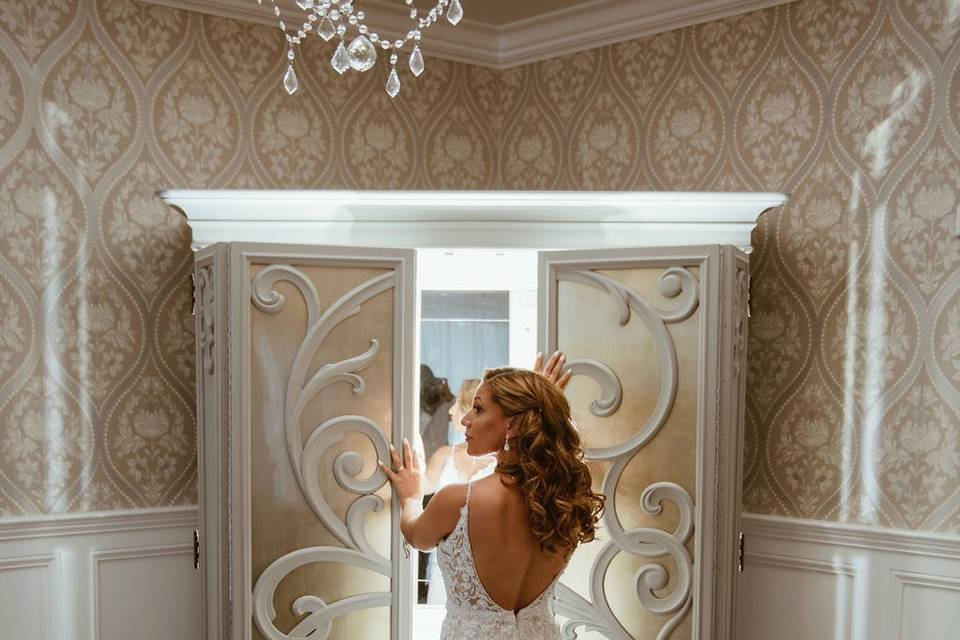 New renovated bridal suite