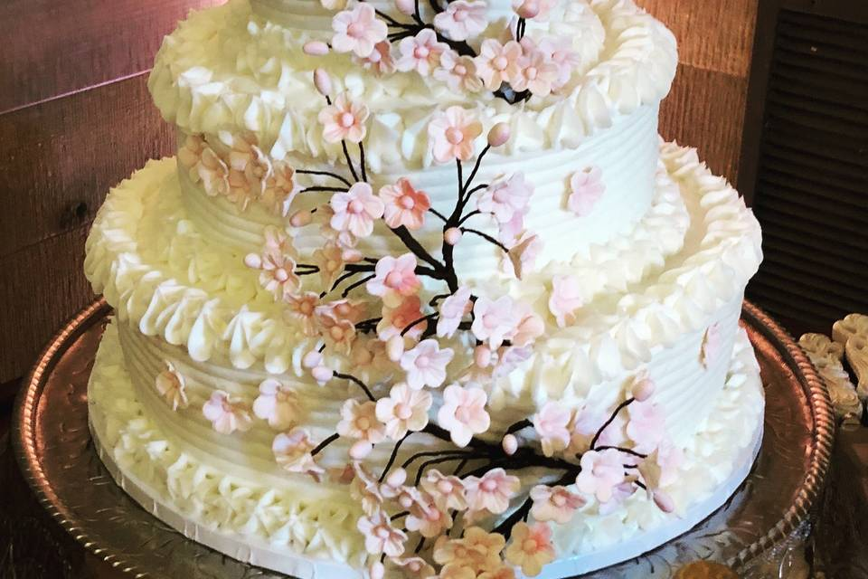 Frosted Dream Cakes by Anna