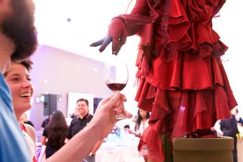 Wine Stilts - Vin Rouge