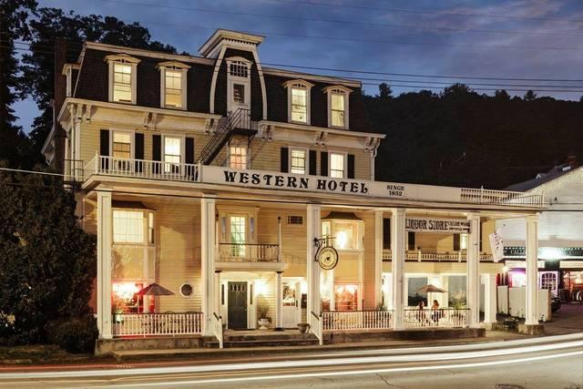 The Western Supper Club & Inn