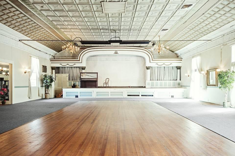 Ballroom - Western Hotel