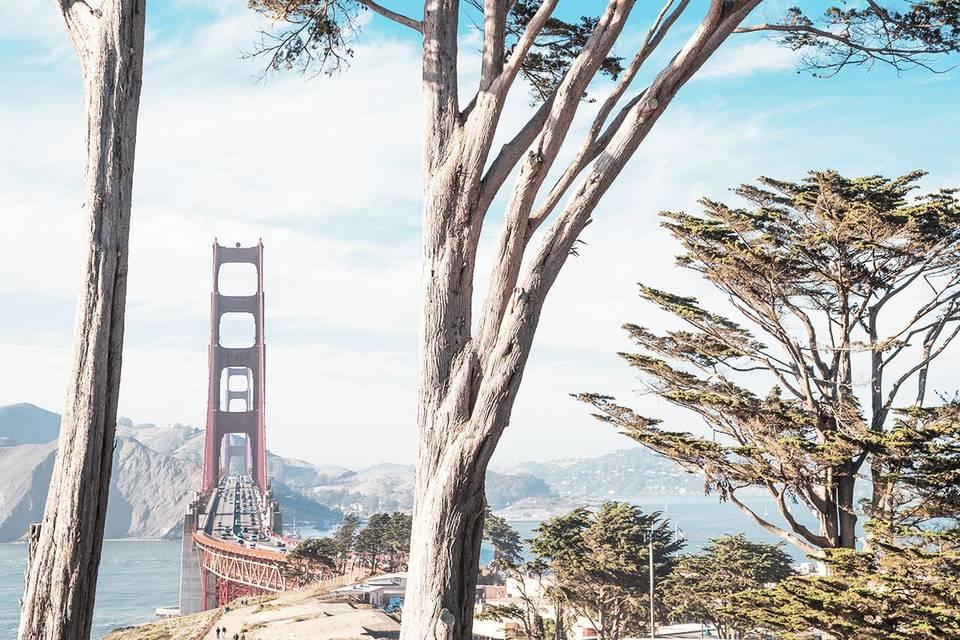 Golden Gate Club at the Presidio