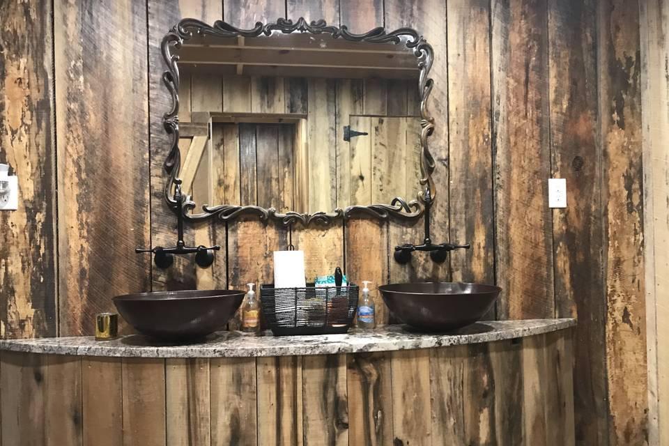 New Ladies Restrooms