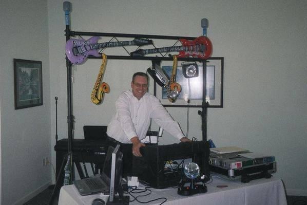 DJ Bobby Brady in Callabash,N.