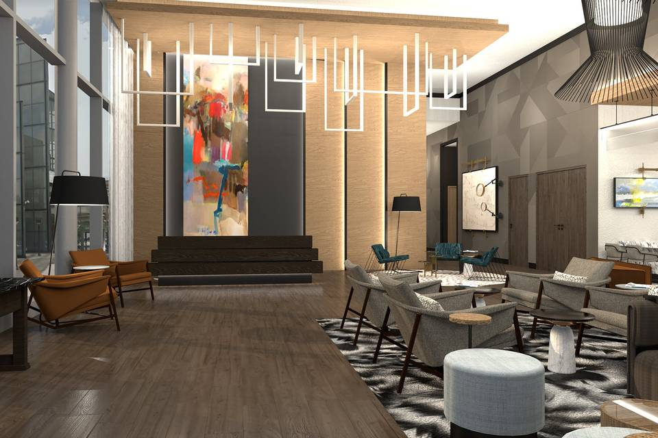 The Farnam Lobby