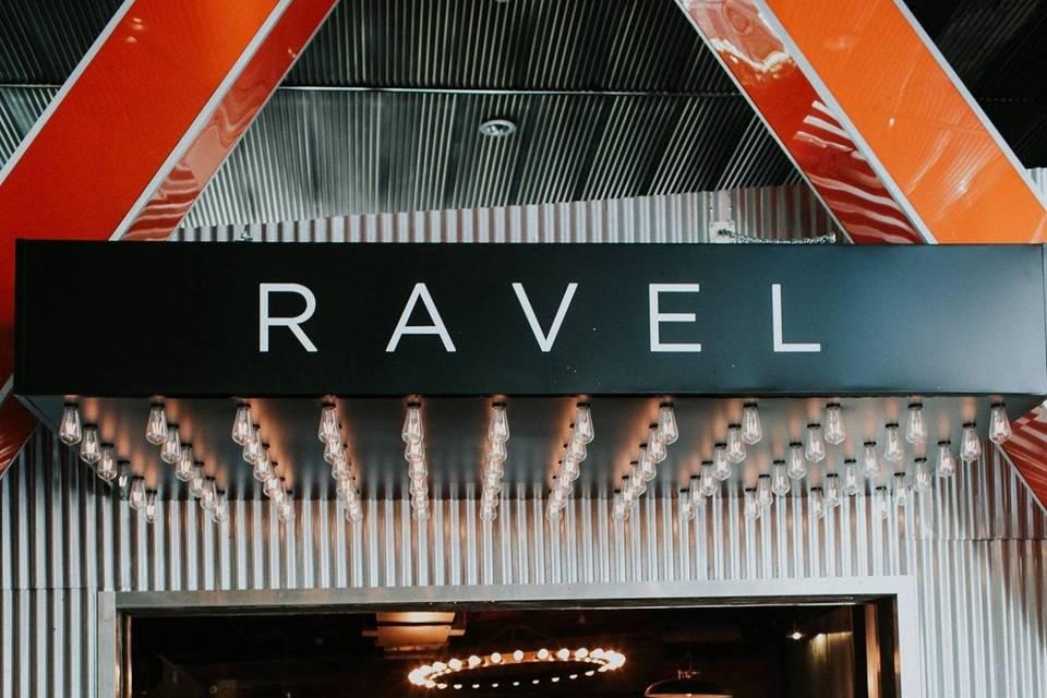 Ravel marquee