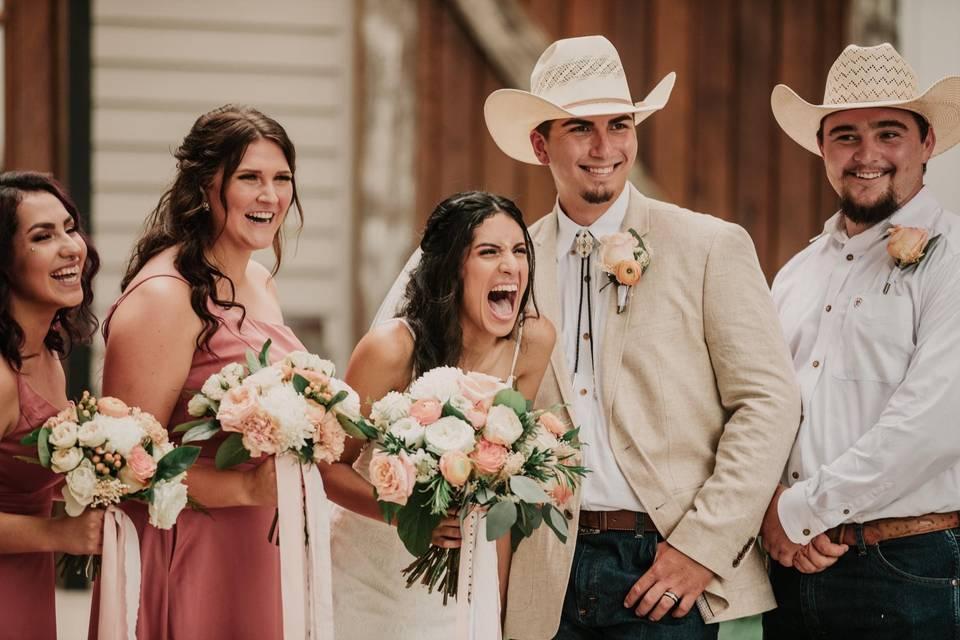 That Wedding Day Feelin