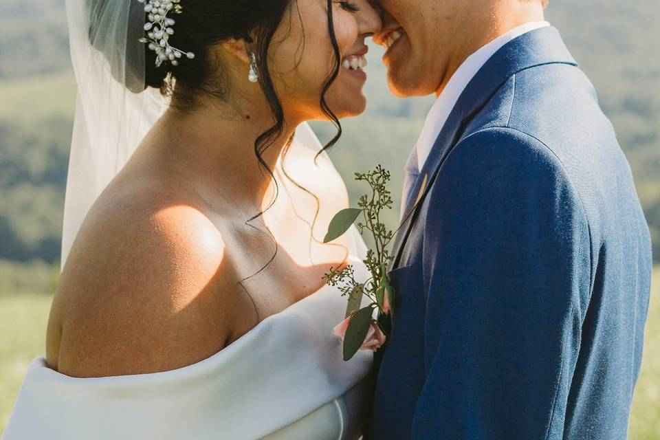 Mountian Wedding