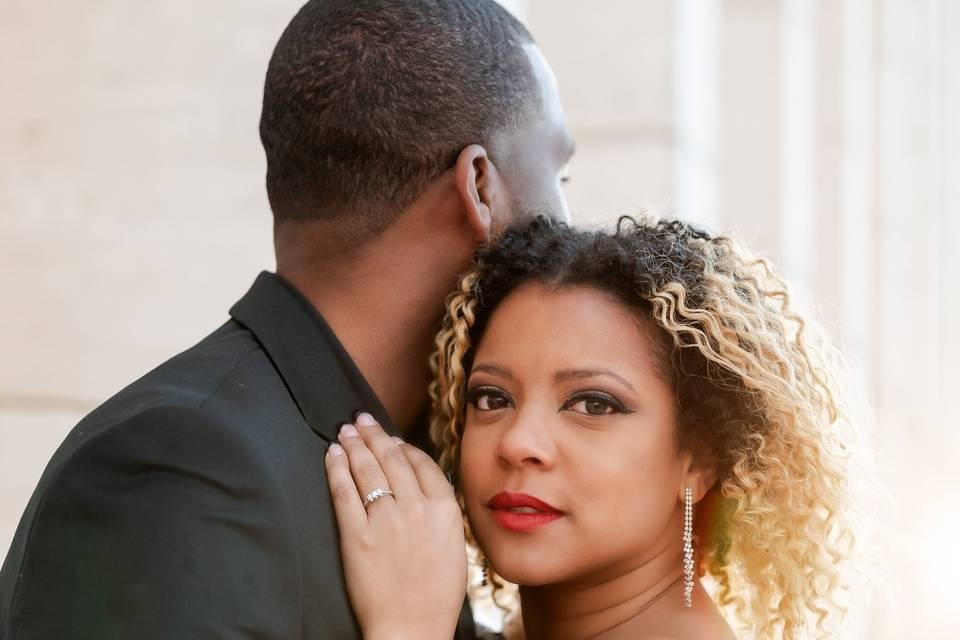Engagement photos - JAO