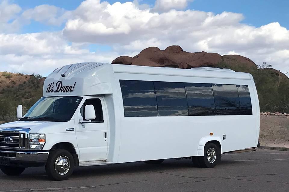 24 Passenger Coach