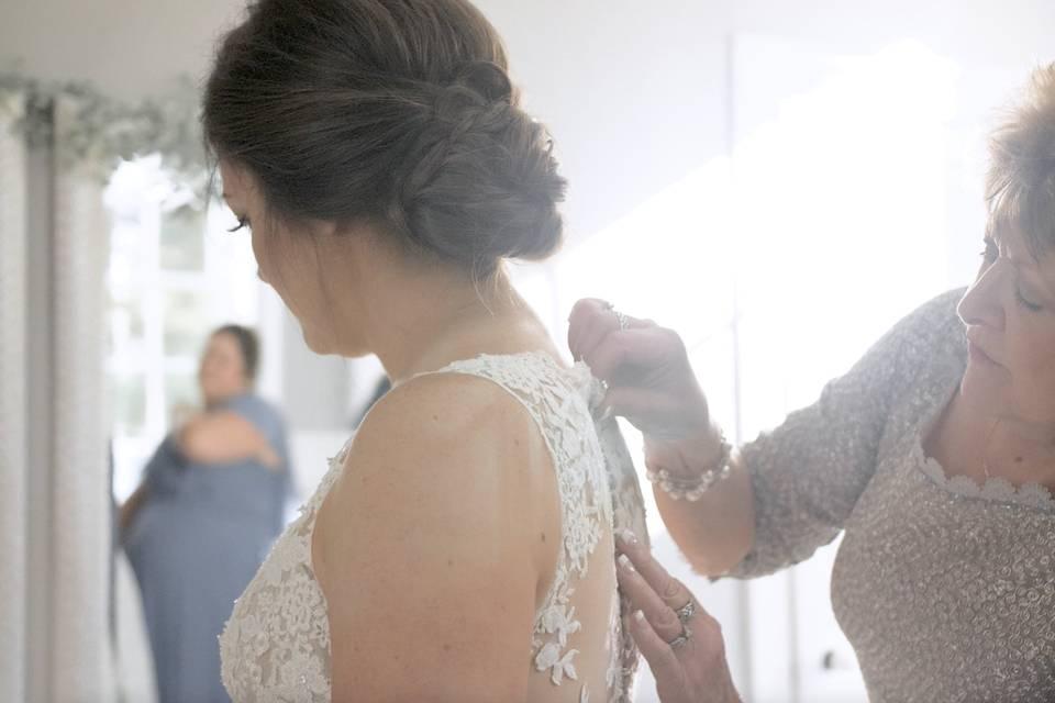 Mother + Bride