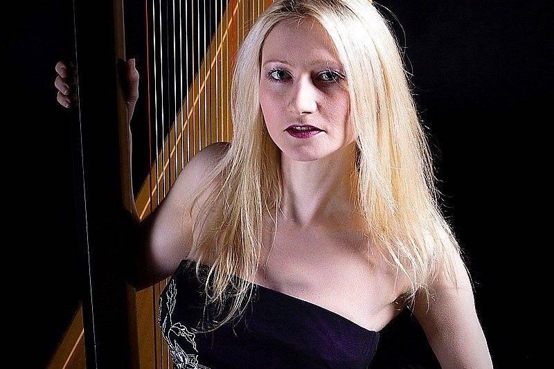 Manchester Harpist