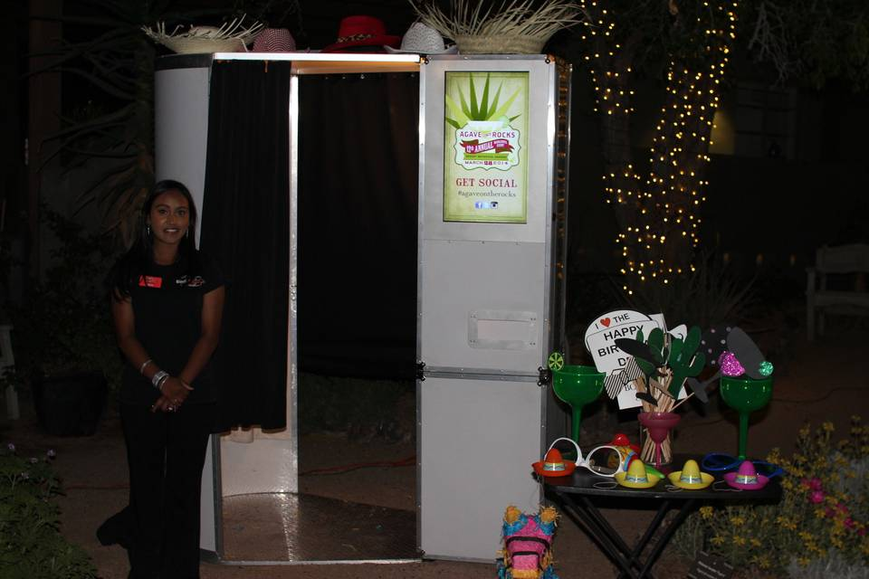 Snap Booth Entertainment