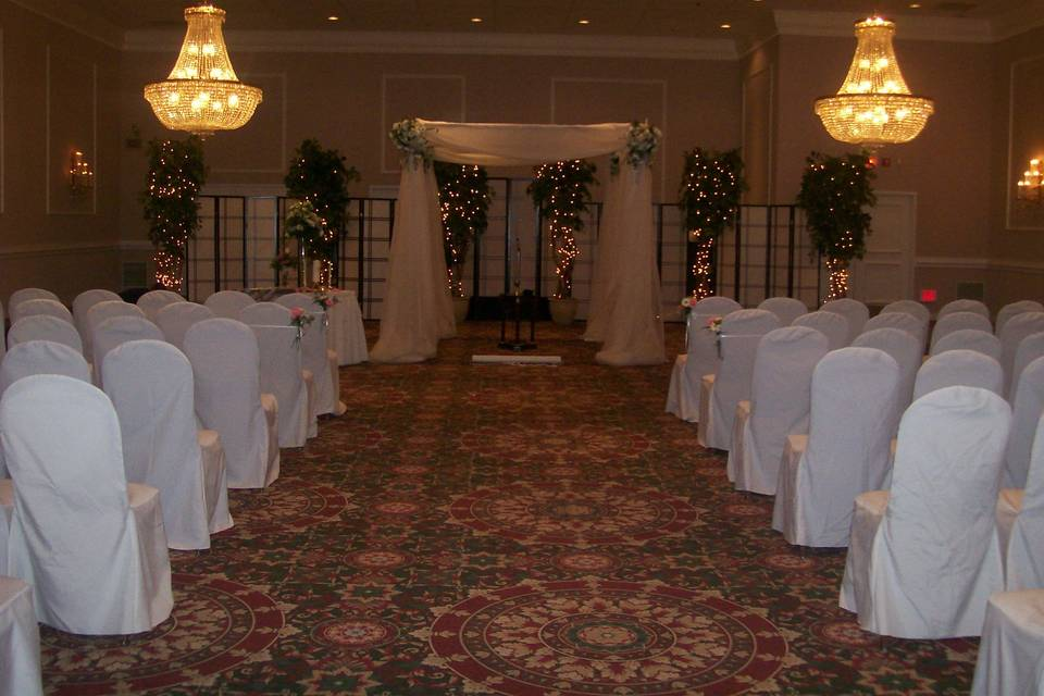 Kennedy ceremony room