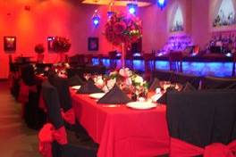 Inside hall picture for Visani Restaurant