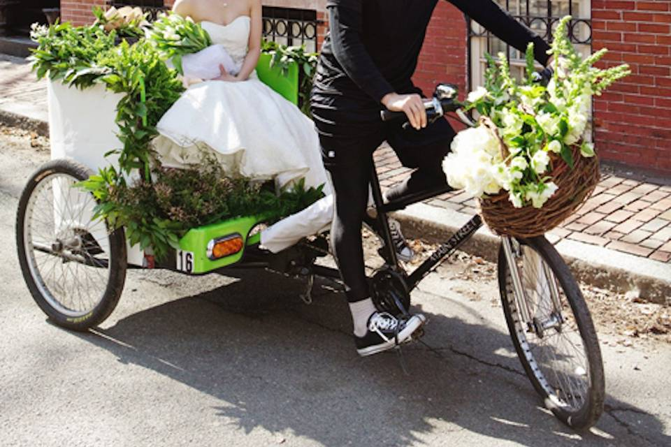 Green Goddess Pedicabs