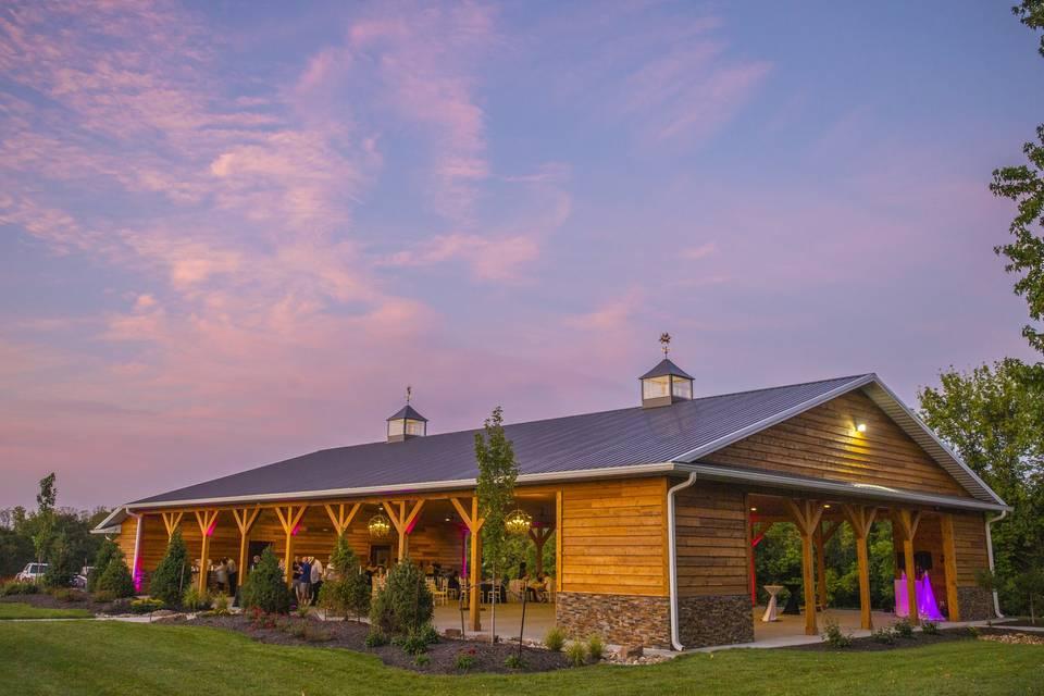 Open-Air Pavilion