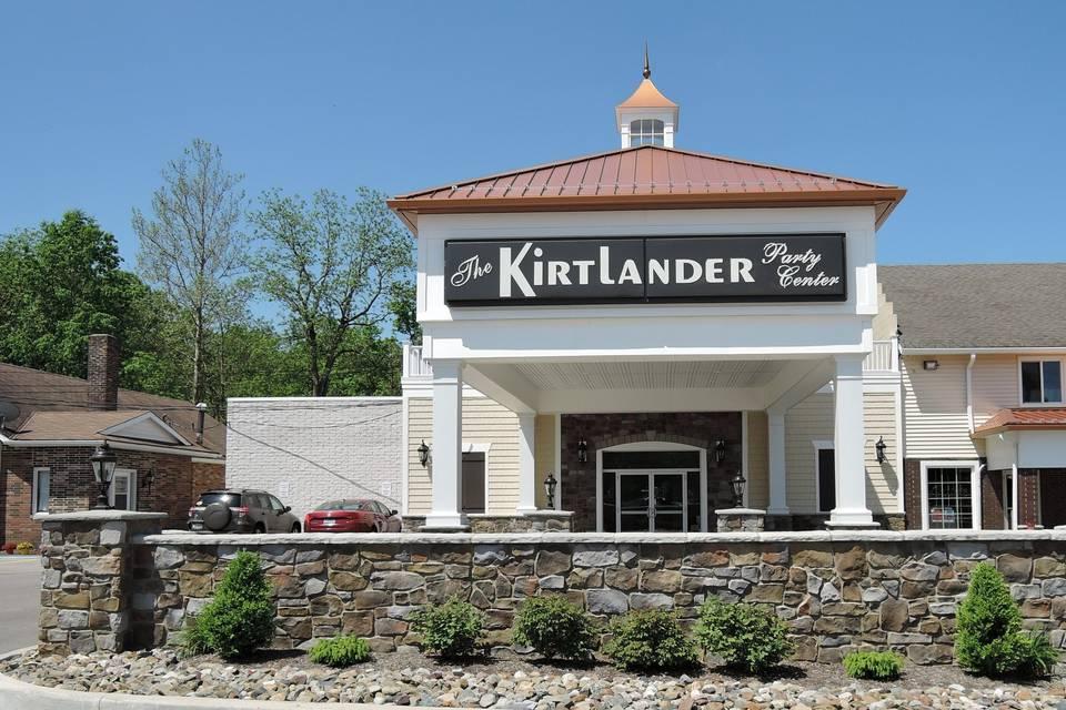The Kirtlander Party Center
