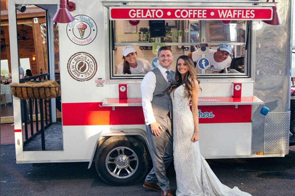 Gelato Brothers - Brew Bros Coffee