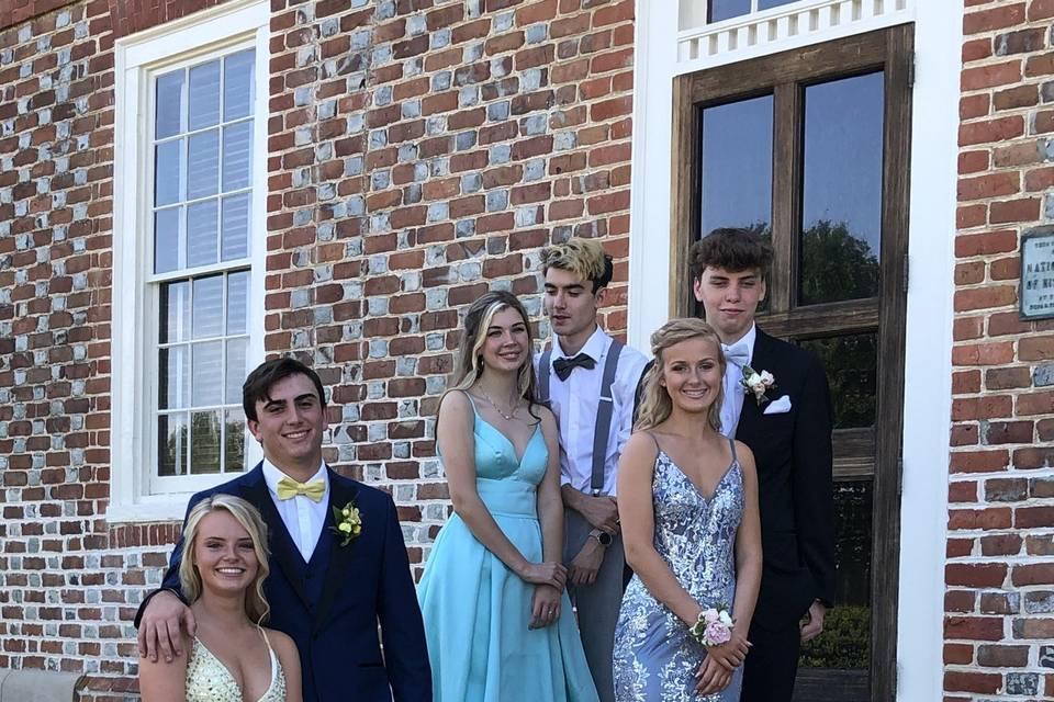 New Kent High School Prom