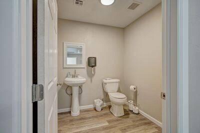Groom/Bride Room Restrooms