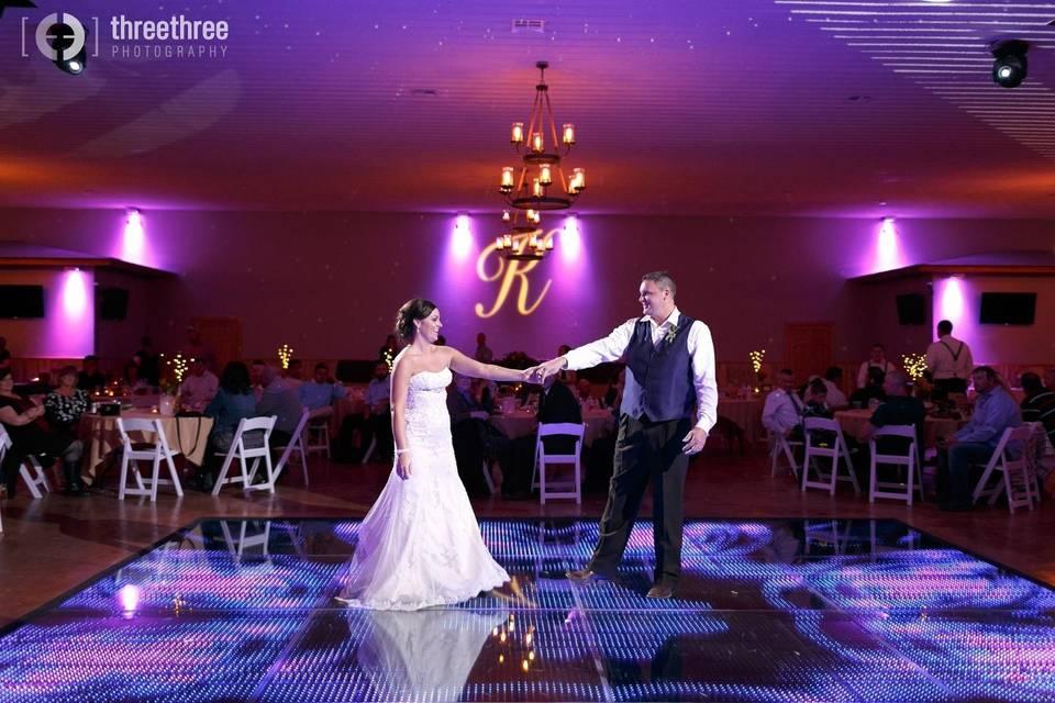 Dance floor - Three-Three Photography