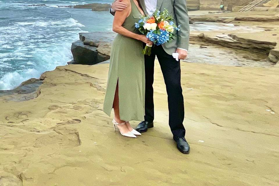 La Jolla on the Pacific Ocean