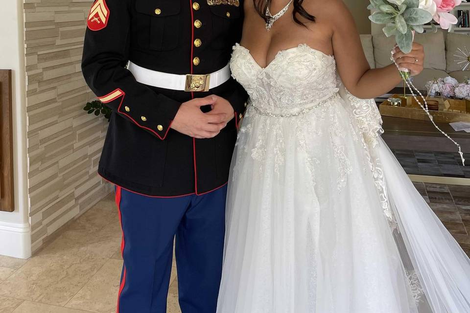Military Couples!