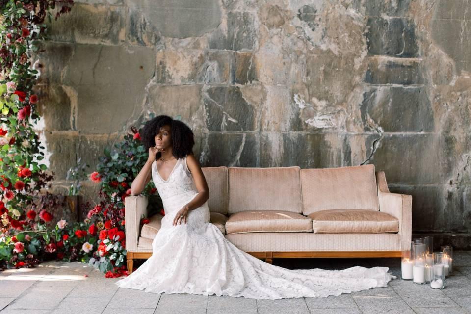 Roebling bride