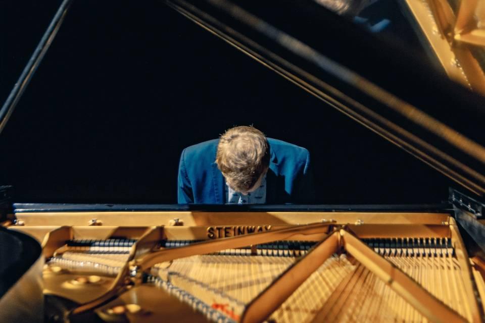 Grand Piano - Photo by Alex Childress Photo