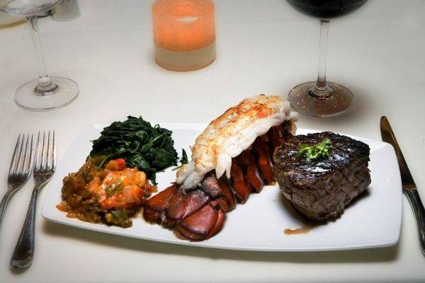 West Steak and Seafood/Bistro West