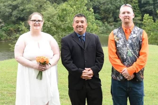 Amy and Joe Wedding