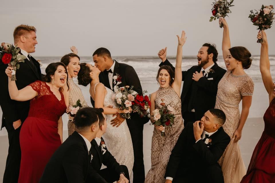 FL wedding gang