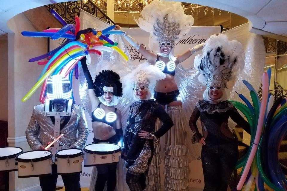 Quixotic Fiestas