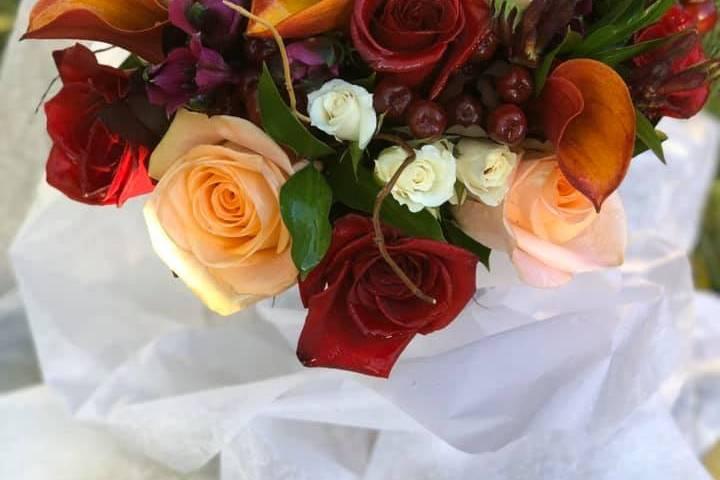 Fall Enchantment Bouquet