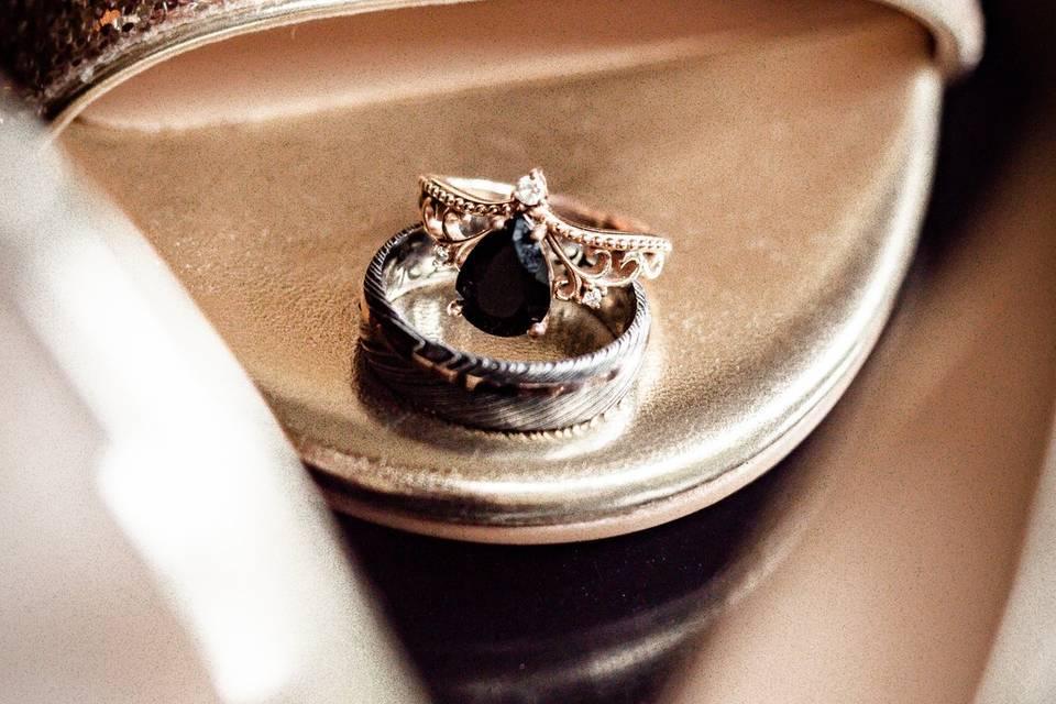 Ring Detail Shot