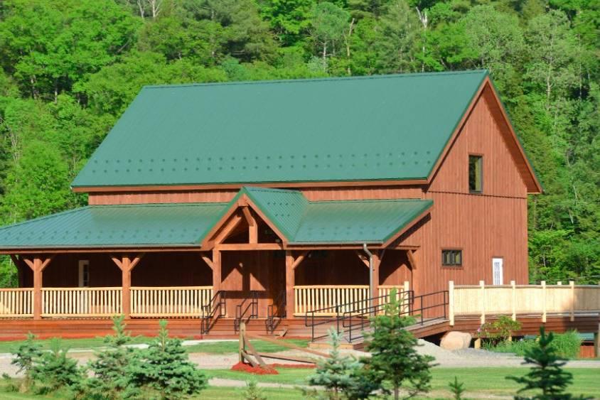 The Creek Side Barn