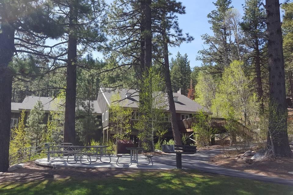 Camp WeChMe Lodge