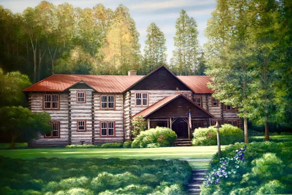 Glen Choga Lodge