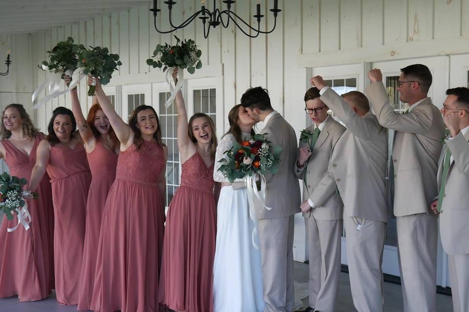 Conrad Wedding