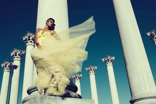 Victoria Stiles Washington DC Celebrity Wedding Hair and Makeup Artist