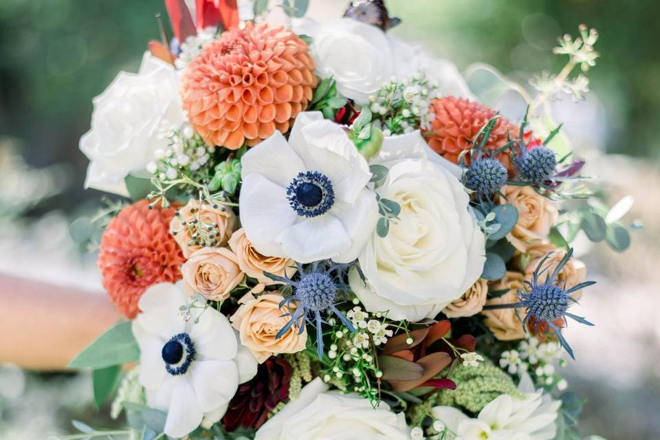 2020 Elopement Bouquet