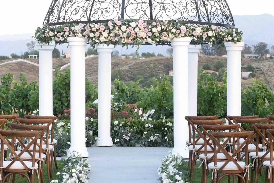 Detailed Floral Design