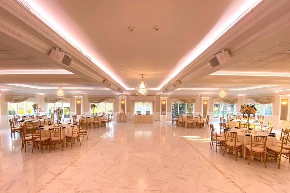 Newly Renovated Ballroom