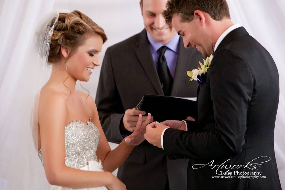 Custom weddings by Reverend Jay Howell