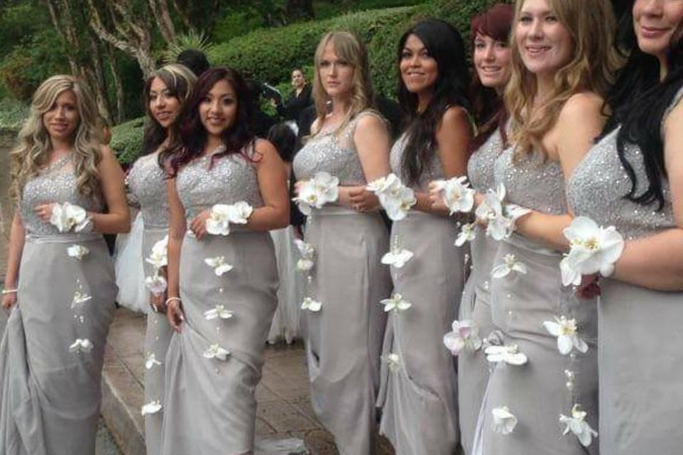 Bridal corsets