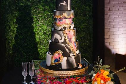 Wedding _ Cakes by Gina