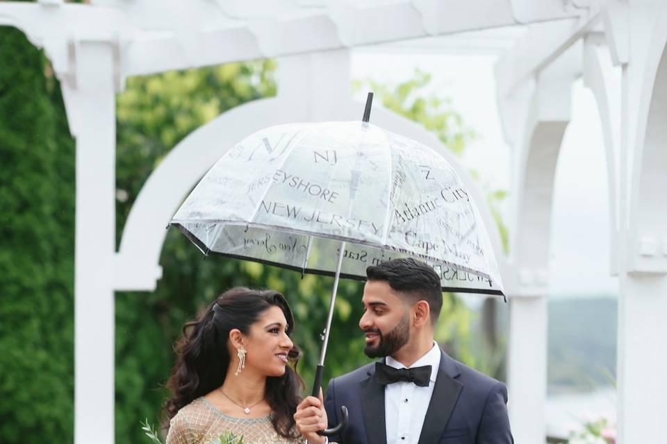 Rashia and Jaymin Wedding