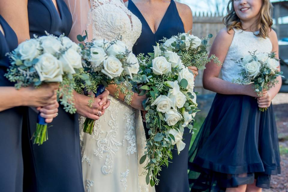 Bouquets in any size