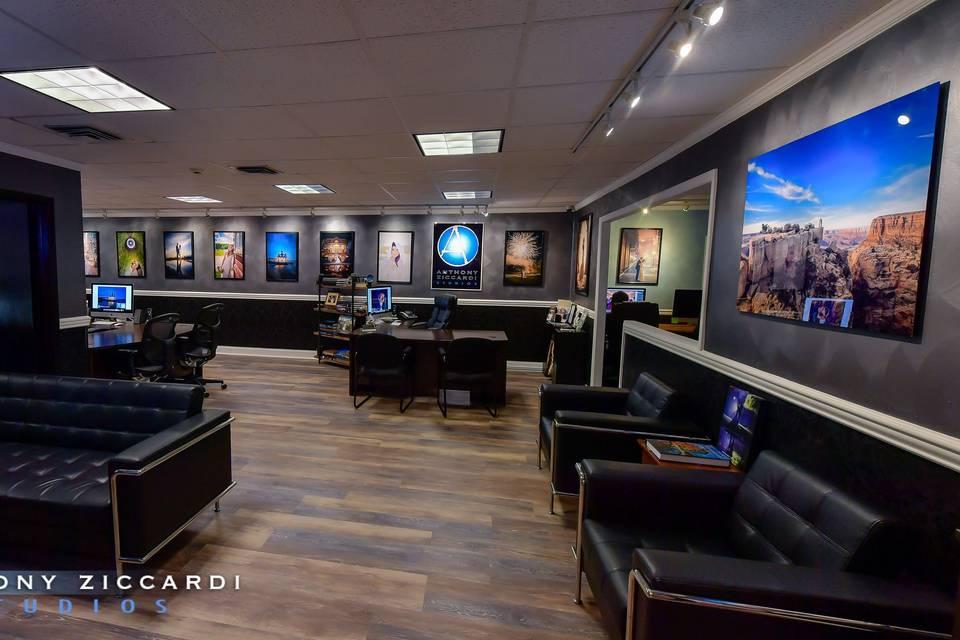 Anthony Ziccardi Studios in Sparta, NJ